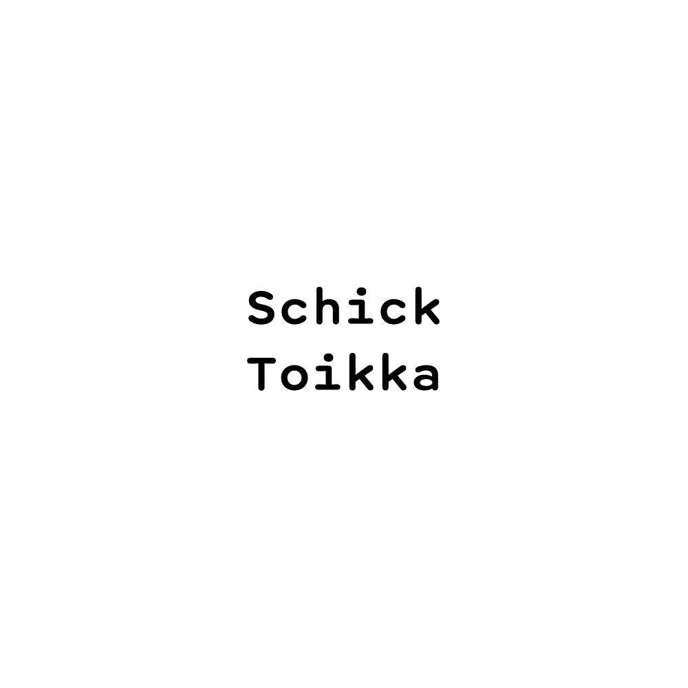 About Us – Schick Toikka